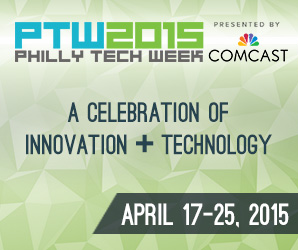 Philly Tech Week 2015 Logo